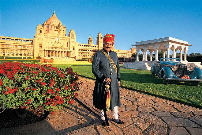 Aapno Jodhpur Wishes 70th Janmtithi of HH Maharaja GajSingh Ji-II