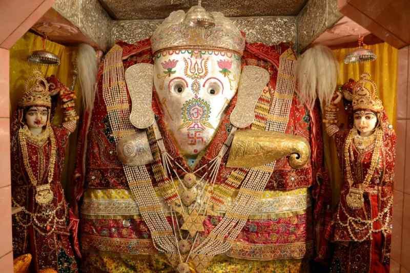 Ratanada Ganesh Mandir: Pratham Pujya in Aapno Jodhpur