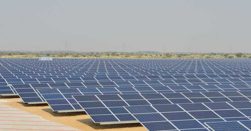 NGC plans for Solar Energy of 'Thar' to Illuminate Gujarat & Punjab bhadla solar power plant