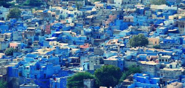 Aapno Jodhpur Known As the Blue City of India, Why?