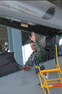 Defence Minister Nirmala Sitharaman Day Out on Sukhoi from Jodhpur