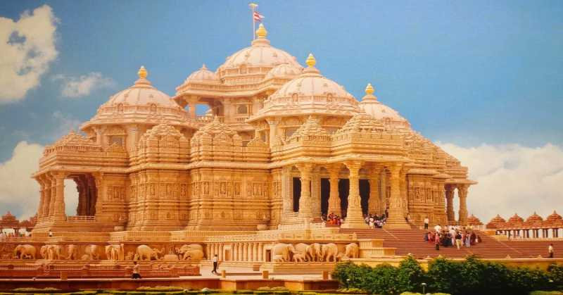 Jodhpur Akshardham Temple, Another Spiritual and Tourist Place in Jodhpur in Next 5 Years