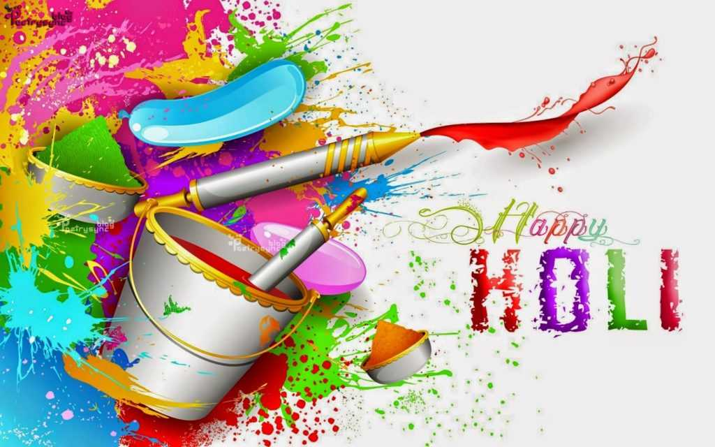 Happy Holi 2018, Festivals of Colour, Friendship, Harmony. Play it Safe