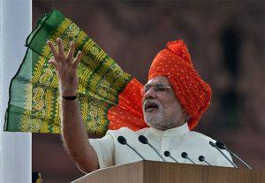 Prime Minister Narendra Modi with Jodhpuri Saafa, Jodhpuri Saafa, Known For The Culture, Beauty, Respect and Elegance
