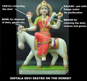 Why Jodhpur Worship Sheetala Mata on Ashtami not on Saptami, Sheetla Mata Temple Jodhpur