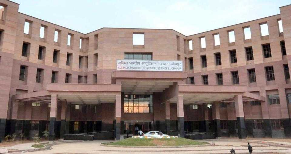 AIIMS Jodhpur Recruitment 2018 for 755 Nursing Officer Post