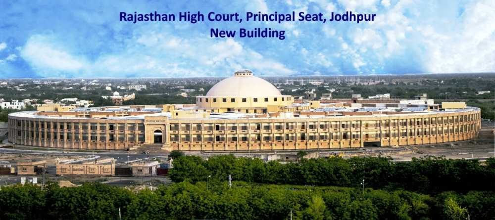 The Temple of Justice: Rajasthan High Court New Building at Law Capital of State