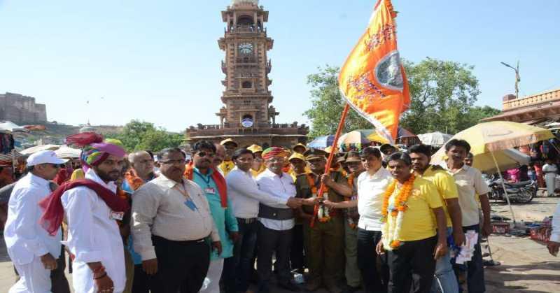 Jodhpur Bhogishail Parikrama, The Kumbh of Marwar purushhottam maas adhik maas in suncity
