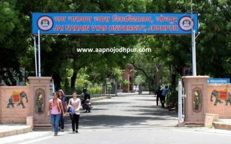 Students' Union Elections in Jodhpur Division on Sept 10, Others on Aug 31, 2018 Students Politics, Jodhpur Students Polls, President, VP, Secretary and Senior Secretary elections in Universities