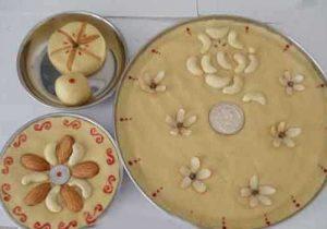 Rajasthani sweet dish, Satudi teej celebration Kajari Teej 2018 : Satudi (Badi) Teej महत्व, पूजा विधि, शुभ मुहूर्त और व्रत कथा