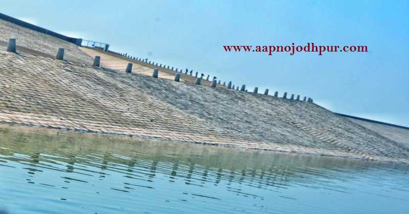 Surpura Dam, Water Storage Reservoir and Beautiful Place Near By Jodhpur