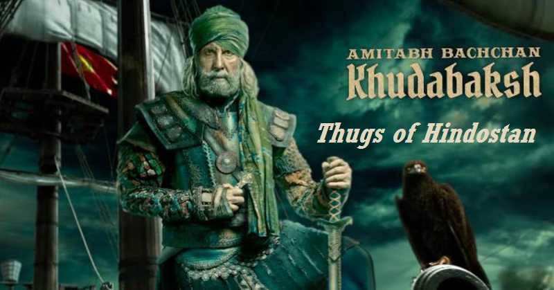 Khudabaksh aka Amitabh Bachchan: Thugs of Hindostan Will Hit Screens on Nov 8
