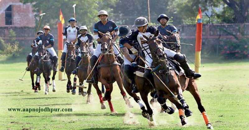 Jodhpur Polo and Equestrian Institute will hold XXIth Jodhpur Polo season 2020 at Maharaja Gaj Singh Sports Foundation Polo Ground, Jodhpur with Covid 19 guidelines