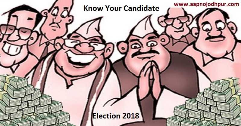 Rajasthan Elections 2018: 320 with Criminal Cases, 597 Crorepati and 12 Illiterate Candidates Rajasthan Assembly election 2018 know your candidate