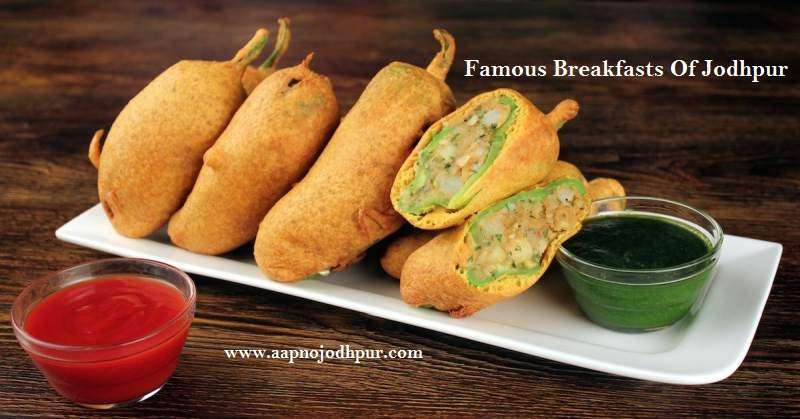 10 Famous Breakfasts Of Jodhpur In Winter, Mirchi bada, dudh jalebi, raab, bajre ka daliya, khichdi, best nashta in jodhpur in winter, what to eat in jodhpur