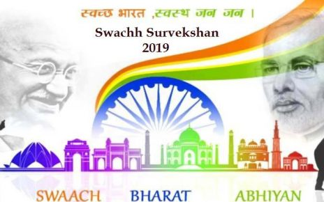 Swachh Survekshan 2019: Swachh Bharat Abhiyan's Platform to Check Cleanliness of the City. Citizen Duties for Swacch Survekshan 2019and cleanliness of the city. Cleanliness, Awareness, Sustainability for Swachh Mission Campaign. Prime Minister's Shri Narendra Modiambitious projectSwachh Bharat Abhiyan