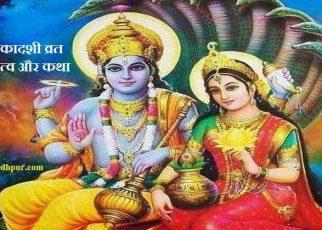Apara Ekadashi Vrat: अपरा एकादशी व्रत Date, शुभ मुहूर्त, व्रतविधि,महत्व और कथा। ज्येष्ठ मास के कृष्ण पक्ष की एकादशी को अपरा (अचला) एकादशी कहा जाता है। मान्यता है कि इस एकादशी के व्रत का पुण्य अपार होता है और व्रती के सारे पाप नष्ट हो जाते हैं। इस बार Apara Ekadashi Vrat, 30 मई 2019 गुरुवार को है।