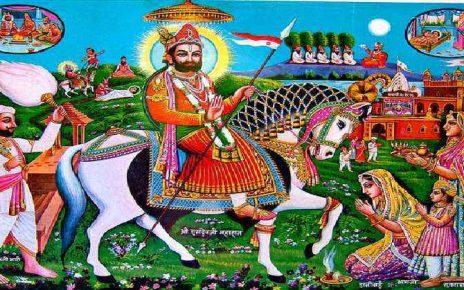 Baba Ramdev Jayanti 2019: रामसा पीर के जन्म की कथा, परचा, पीर बनने का रहस्य। राजस्थान के प्रसिद्ध लोक देवता बाबा रामदेव के 635वे अवतरण दिवस, 'बाबा री बीज', Baba Ramdev Jayanti, the birth tithi of Ramdev Ji, बाबा री बीज falls onBhadrapadmonthShukla PakshaDooj will be celebrated on Sunday, September 01. Baba Ramdev Jayanti 'बाबा री बीज' 2019, रामदेव जी की कथा, Baba ri Dooj 2019, ramsa pir ki kahani, jai baba ri sa