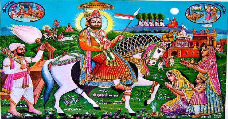 Baba Ri Beej 2020, लोकदेवता रामसा पीर के जन्म की कथा, परचा, पीर बनने का रहस्य, श्री रामदेव जी की आरती, baba ramdev jayanti, Baba Ramdev Mela in Jodhpur