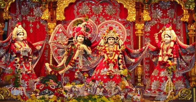 Radha Ashtami 2019: राधा रानी जन्म कथा, राधाष्टमी पूजन व उद्यापन विधि और महत्व। Radha Jayanti is celebrated to observe the birth anniversary of Goddess Radha. राधाष्टमी का पर्व भाद्रपद शुक्ल पक्ष की अष्टमी तिथि को मनाया जाता है।इस साल, राधा अष्टमी का पर्व, 6 सितंबर 2019 शुक्रवार के दिन मनाया जाएगा।