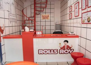 4 Most Flavourful Rolls That You Just Can't Miss Out At Rolls Roy, Rolls Roy in jodhpur, tasty rolls in Sardarpura, rolls in aapnojodhpur