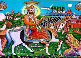 Baba Ramdev Dooj 2021, लोकदेवता रामसा पीर की जन्म कथा, पीर बनने का रहस्य, श्री रामदेव जी की आरती, Baba Ramdev Mela, बाबा रामदेव जी के परचे